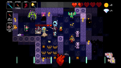 Crypt of the NecroDancer Pocket Edition Screenshot 4
