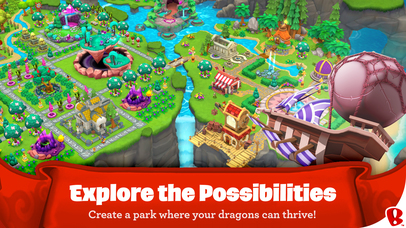 Screenshots of DragonVale World for iPhone