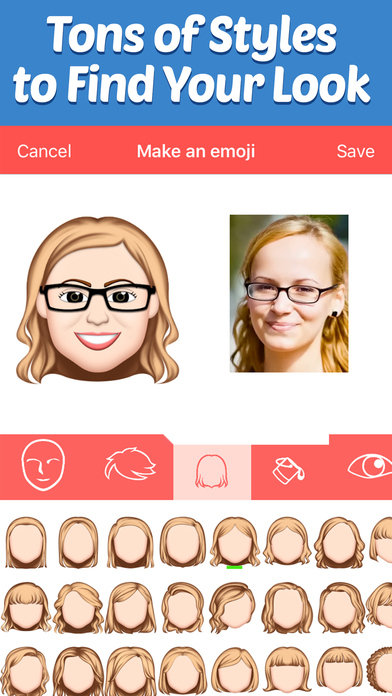 Emoji Me Face Maker screenshot 2