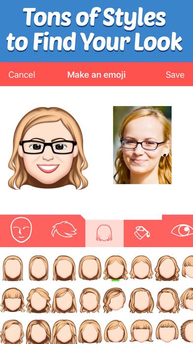 Emoji Me Face Maker screenshot 2