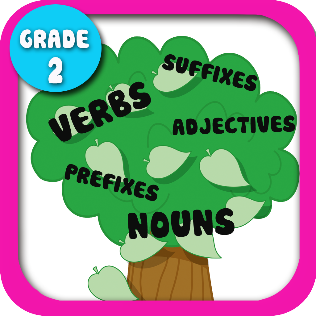 English Grammar Worksheets(Grade 2) on the App Store on iTunes