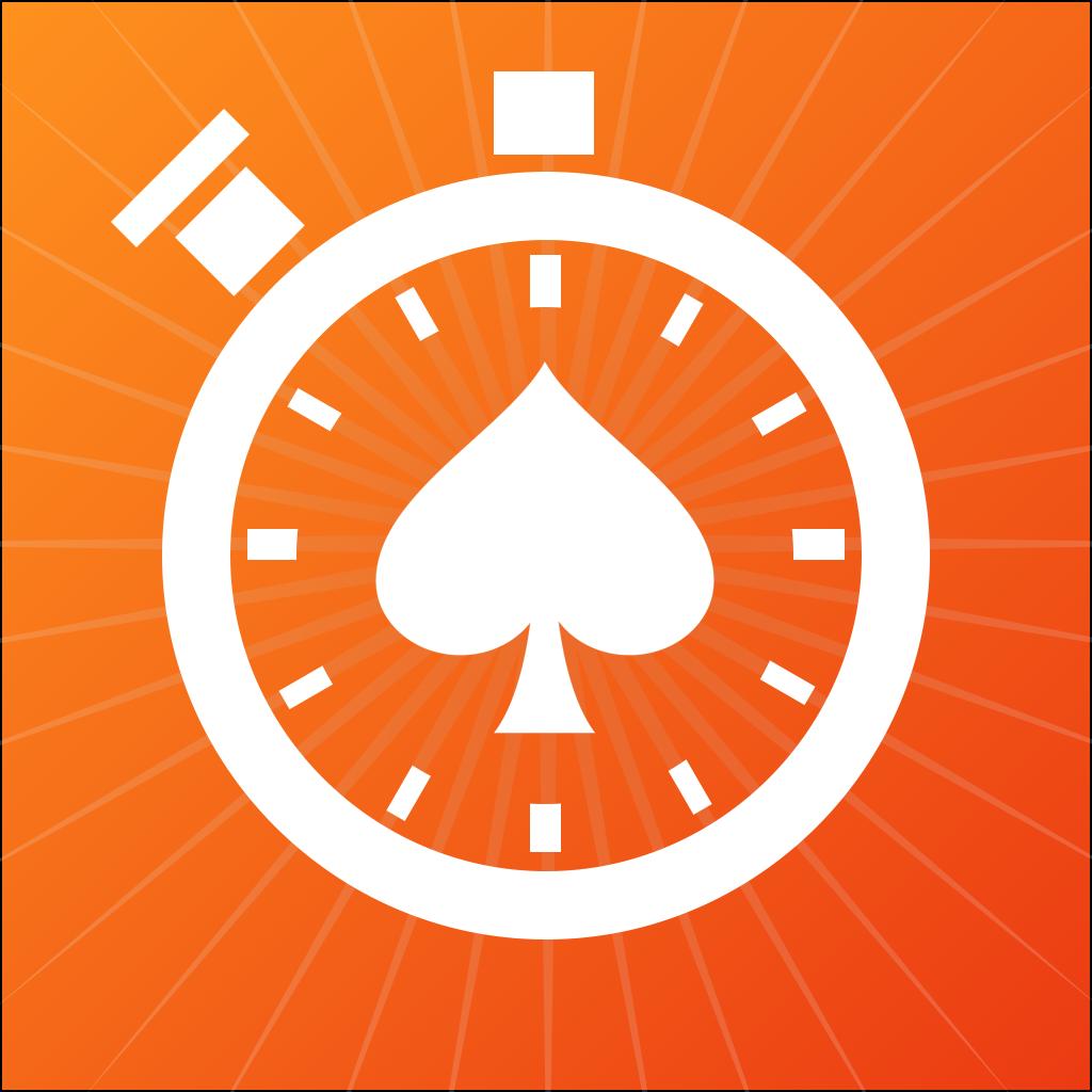 Holdem poker clock
