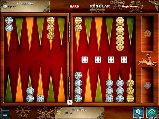 Backgammon Premium iPad Screenshot 3