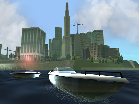 Grand Theft Auto: Liberty City Stories Screenshot