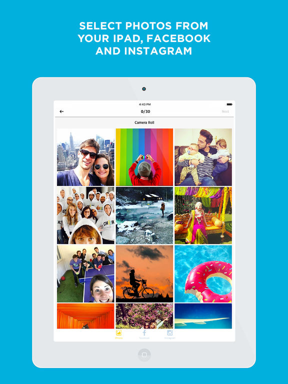 CHEERZ - Print your mobile photos screenshot