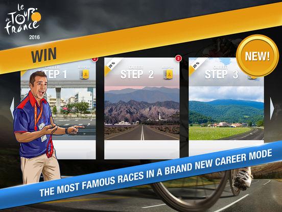 Tour de France 2016 - the official game Screenshots