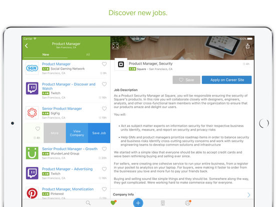 Glassdoor Job Search: Jobs, Salaries & Reviews screenshot