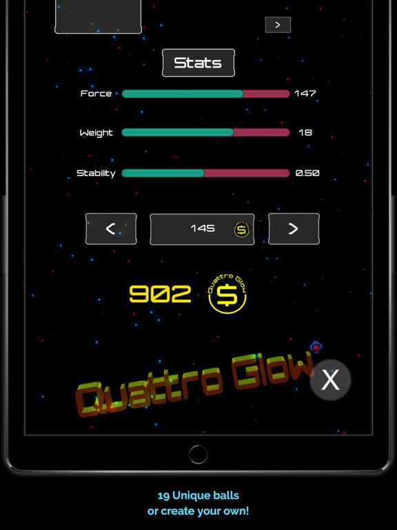 QuattroGlow 颜色搭配挑战游戏 - 截图 4