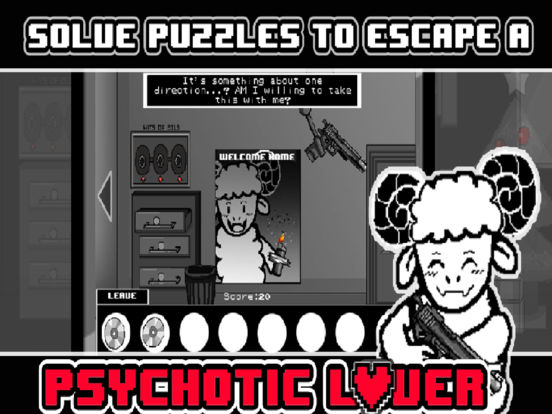 App shopper can you escape love an escape the room game for Can you escape the room