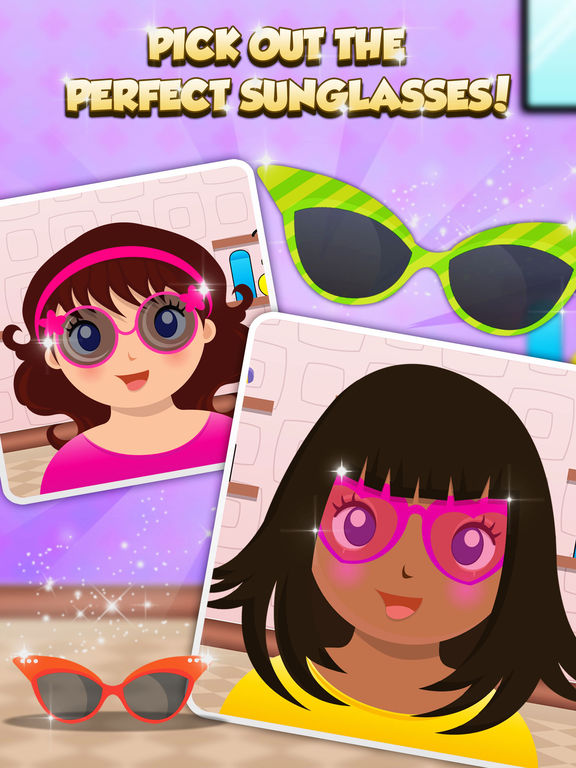 App shopper my baby care hair spa saloon game makeover for Abc beauty salon