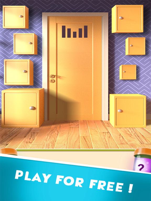 App Shopper 100 Doors Puzzle Box Games