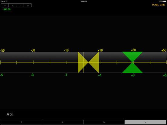 Tunic Cello iPad Screenshot 1