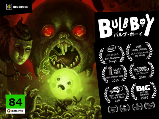 Bulb Boy Screenshots
