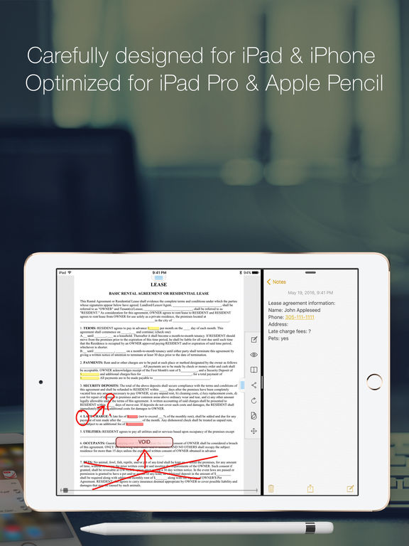 PDF Reader Pro Edition - Annotate,edit & sign PDFs Screenshots