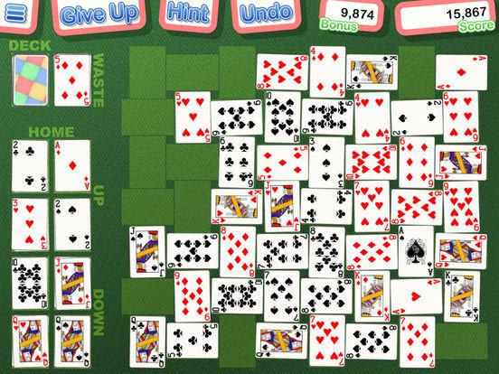App Shopper Crystal Crazy Quilt Solitaire Games