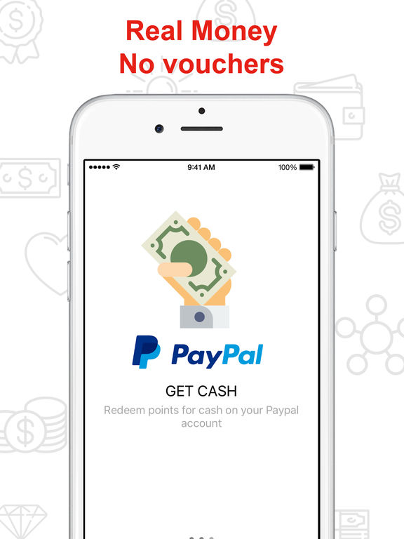 Screenshots of Money App – Free App Cash and Rewards for iPad