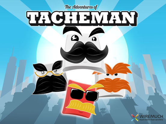 The Adventures of Tacheman