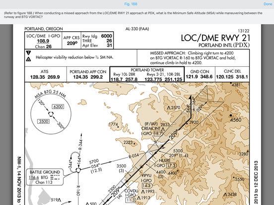 Study Buddy Test Prep (FAA Instrument Pilot) iPad Screenshot 4