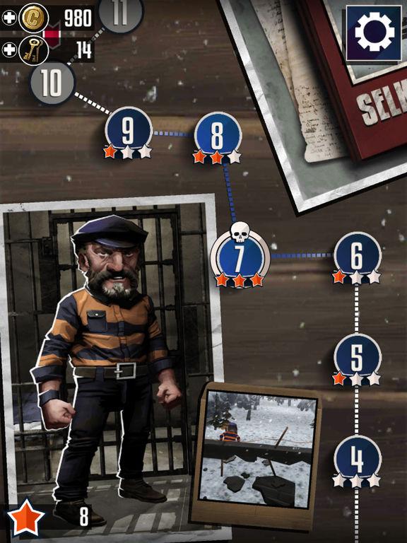 Winter Fugitives 2: Chronicles на iPad