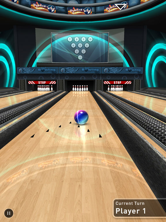 Bowling Game 3D HD Screenshots