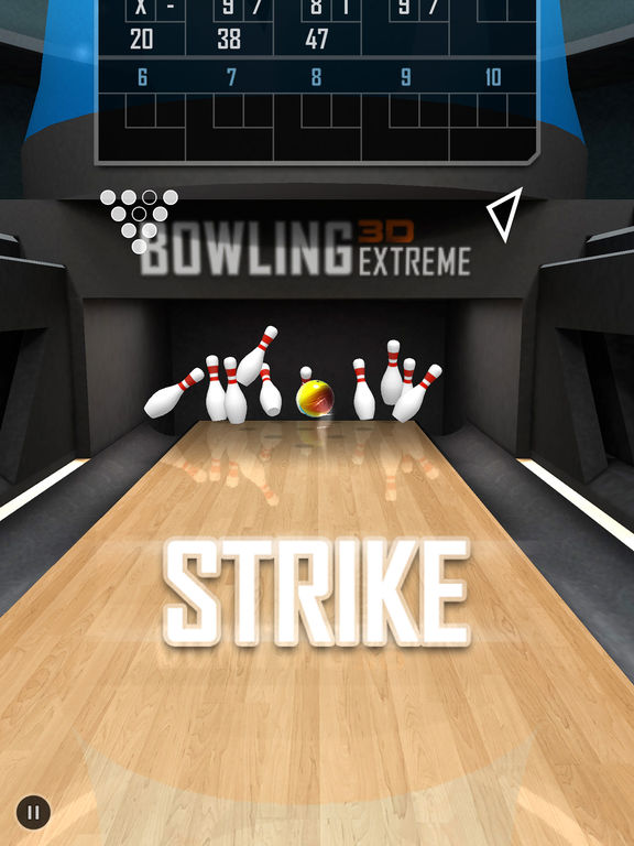 Bowling 3D Extreme screenshot