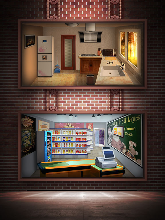 Скачать Escape Room:100 Rooms 1 (Murder Mystery house, Doors, and Floors games)
