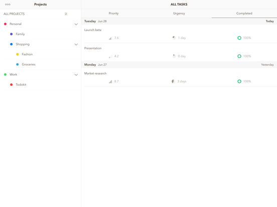 Todokit - To-Do List | Daily Planner | Project Management on the App ...