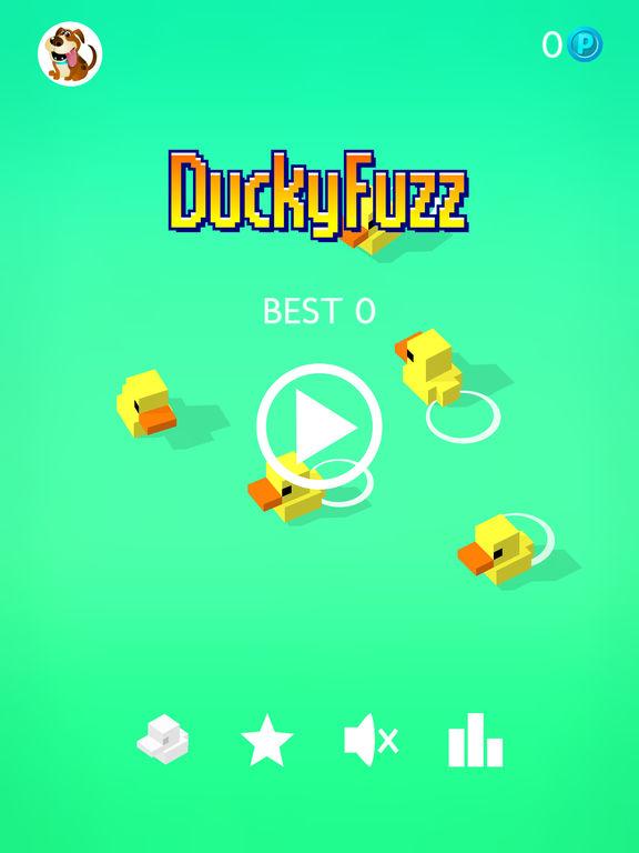 Ducky Fuzz - Chain Reaction на iPad