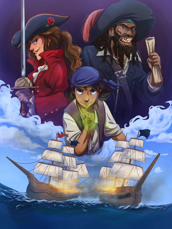 Choice of the Pirate на iPad