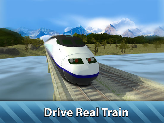 Europe Railway Train Simulator 3D Full Screenshots