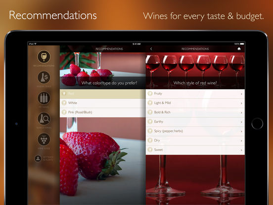 Hello Vino - Wine Recommendations, Label Scanner and Ratings Guide screenshot