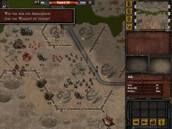 Warhammer 40,000: Armageddon - Da Orks Screenshot