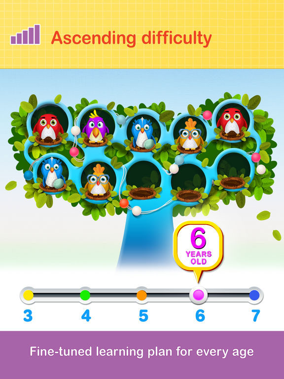 Kindergarten Math Games for kids (singapore math)