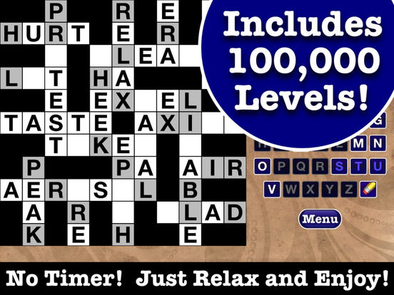 Crossword Jewels™ 100,000 Cryptogram Puzzles FREE! screenshot