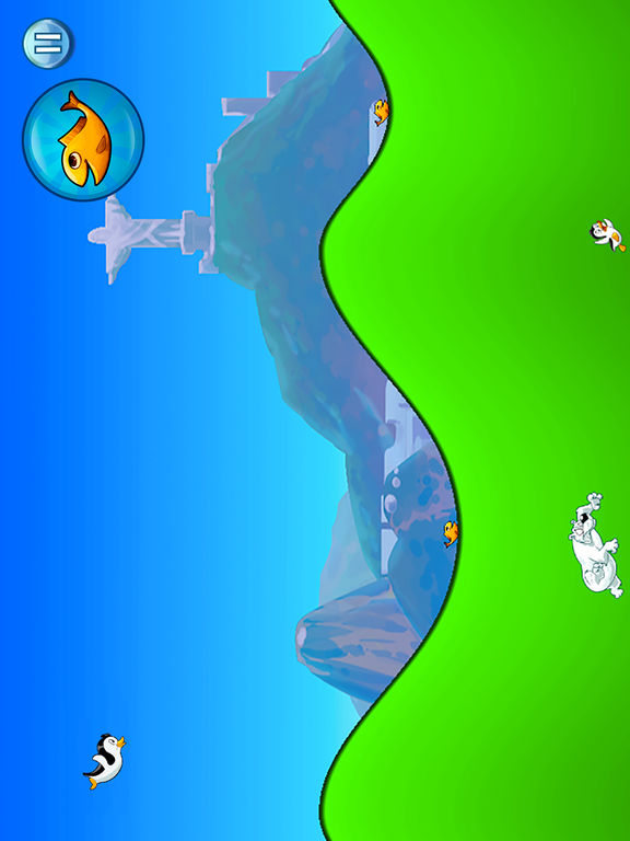Racing Penguin, Flying Free - by Top Free Games screenshot