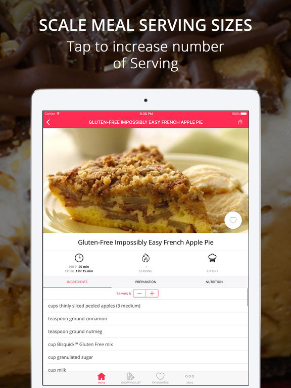 Pie Recipes Pro - Cook And Learn Guide Screenshots