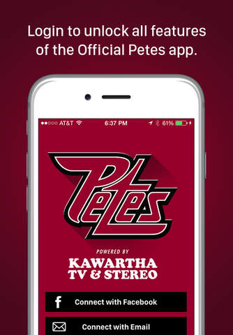 Peterborough Petes screenshot 1