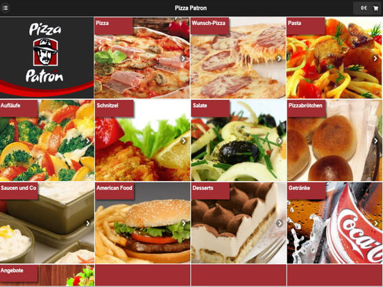 app shopper pizza patron m nster food drink. Black Bedroom Furniture Sets. Home Design Ideas