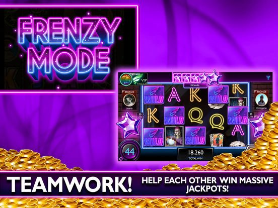 Casino Frenzy - Free Slots and Video Poker screenshot