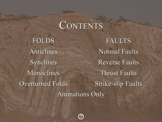 Folds and Faults iPad Screenshot 4