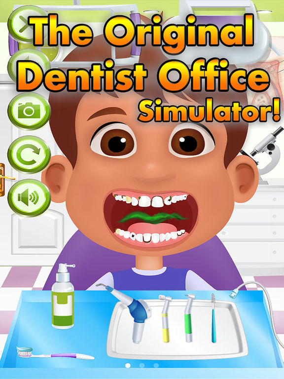 Dentist Office screenshot