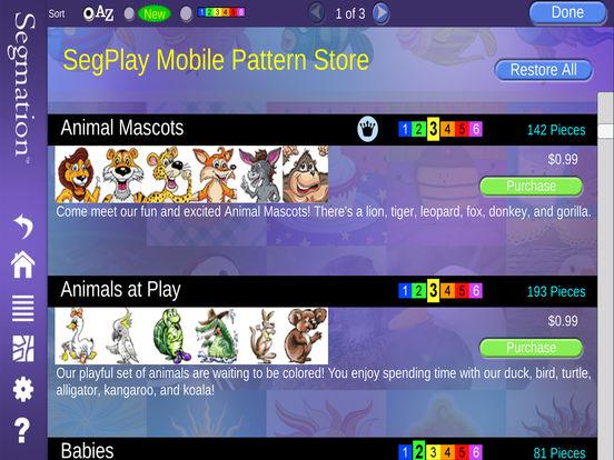 SegPlay Mobile iPad Screenshot 1