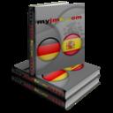 MYJMK Deutsch Spanisch <-> Deutsch Wörterbuch Basic