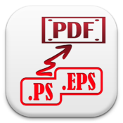 PS-to-PDF : Batch convert .PS & .EPS files to PDF