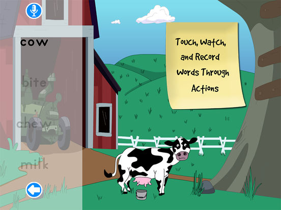 iTouchiLearn Words for Preschool Kids Letters, Spelling & Puzzles iPad Screenshot 5