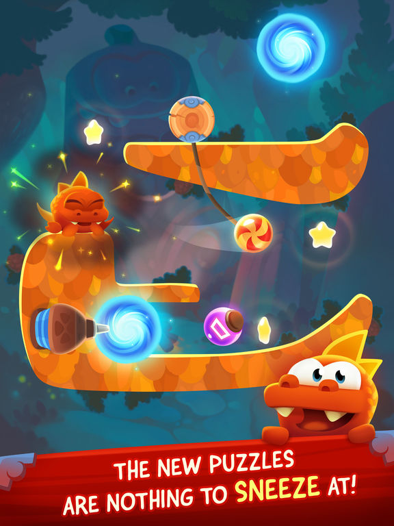 Cut the Rope: Magic Screenshots