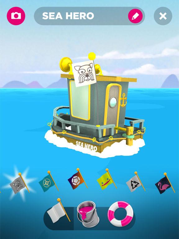 Sea Hero Questscreeshot 5