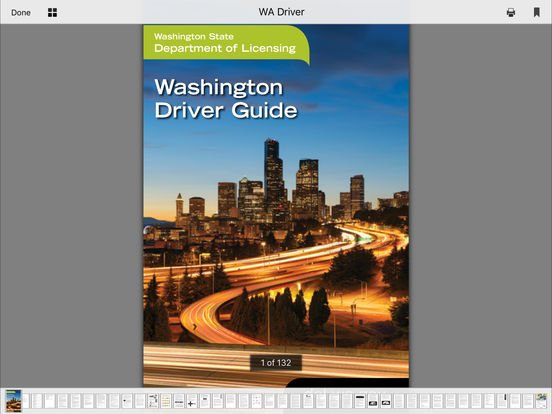 DMV Test Prep - Washington iPad Screenshot 5