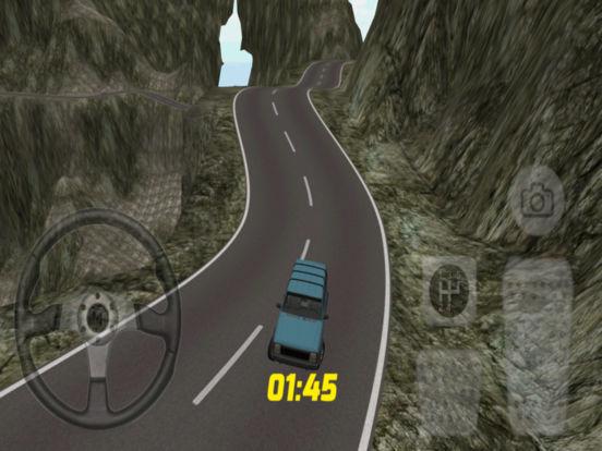Jeep Racing Game 3D iPad Screenshot 2