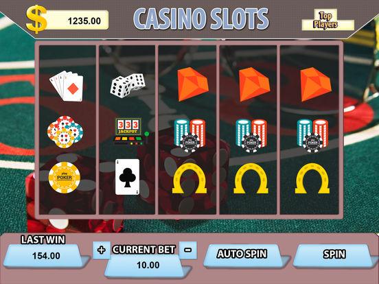 Casino fun game play slot gambling rick tocchet